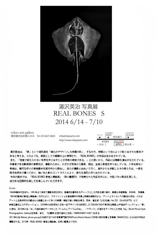 REAL BONES S